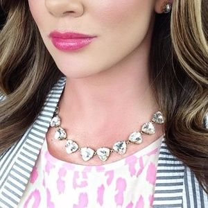:: Stella & Dot Classic Somervell Crystal Necklace
